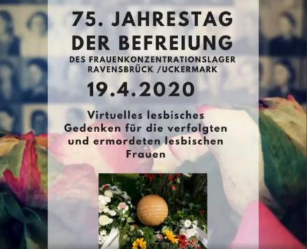 Gedenken 2020 Leipzig