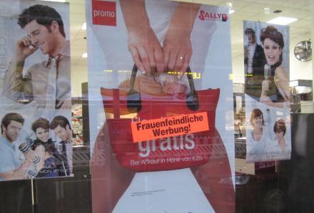 sexistische Werbung 2009